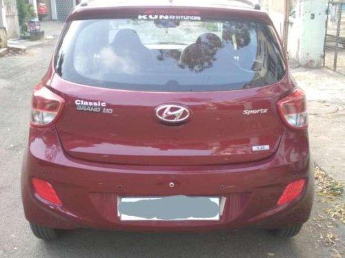 Used 2015 Hyundai Grand i10 MT for sale in Chennai