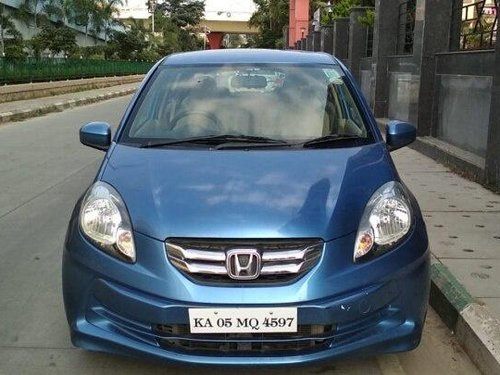 Used Honda Amaze S i-Dtech 2014 MT for sale in Bangalore