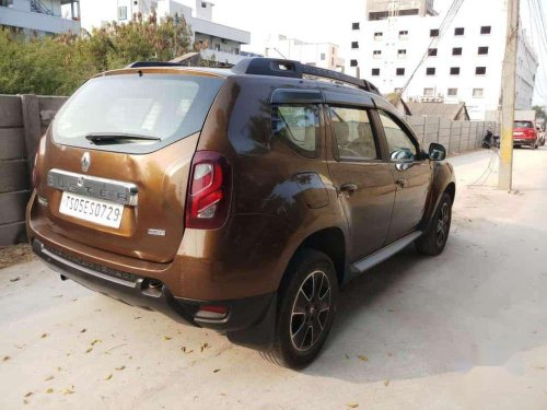 Used Renault Duster 2016 MT for sale in Hyderabad
