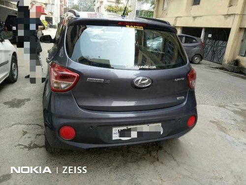 Used 2017 Hyundai Grand i10 AT for sale in Kolkata