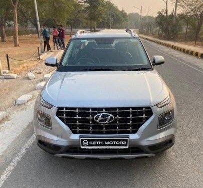 Hyundai Venue SX Opt Diesel Sport 2019 MT in New Delhi