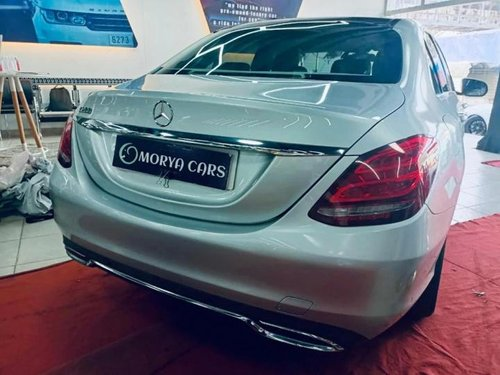 Used Mercedes Benz C-Class 2018 AT for sale in Mumbai