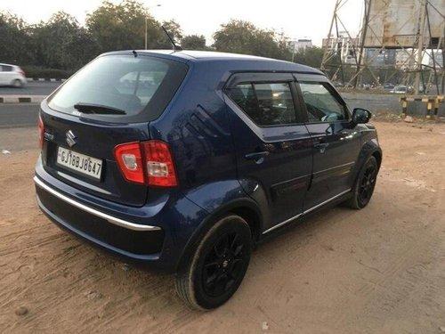 Used 2018 Maruti Suzuki Ignis AT for sale in Ahmedabad