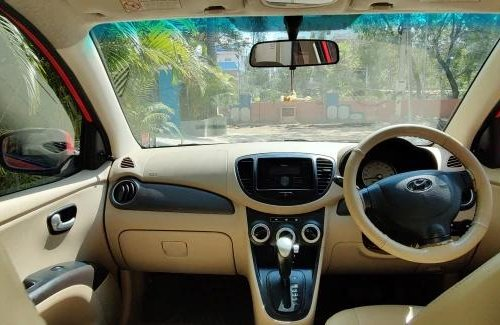 Used Hyundai i10 2008 AT for sale in Hyderabad