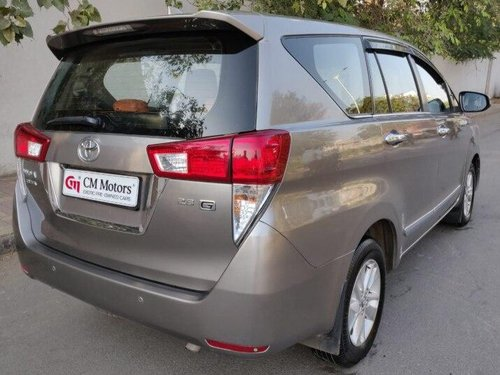 Used 2019 Toyota Innova Crysta AT for sale in Ahmedabad