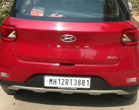 Used 2019 Hyundai Venue AT for sale in Pune