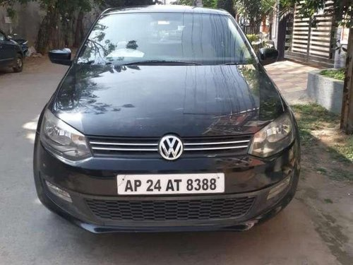 Used Volkswagen Polo 2013 MT for sale in Hyderabad