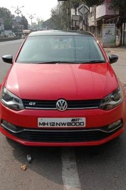 Used Volkswagen Polo GT TSI 2017 AT for sale in Pune