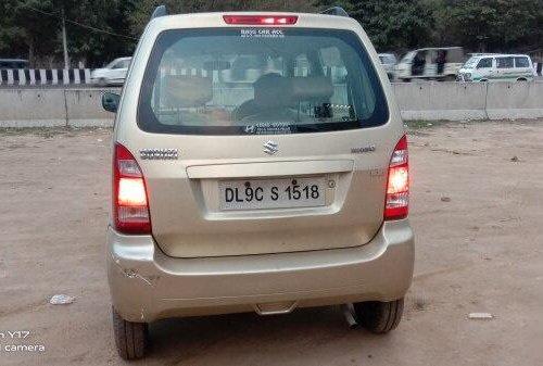 Used 2007 Maruti Suzuki Wagon R MT for sale in New Delhi