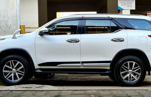 Used Toyota Fortuner 2017 AT for sale in Chennai