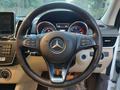 Used Mercedes Benz GLE 2016 AT for sale in Mumbai -10