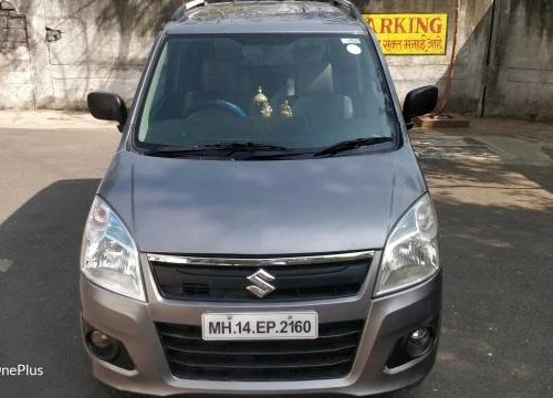 Maruti Suzuki Wagon R CNG LXI Opt 2014 MT for sale in Pune