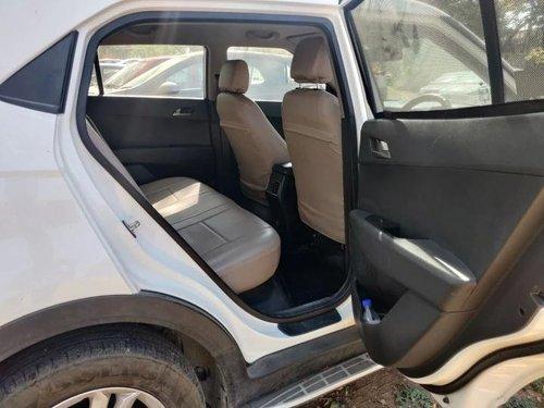 Hyundai Creta 1.6 CRDi SX Plus 2017 MT for sale in Hyderabad