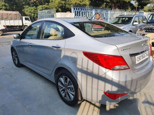 Used Hyundai Verna 2015 AT for sale in Chandigarh