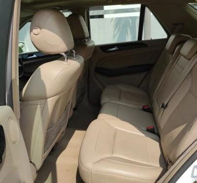Used Mercedes Benz M Class 2012 AT for sale in Hyderabad