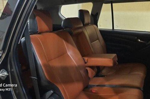 Toyota Innova Crysta 2.4 GX MT 2017 MT for sale in Thane