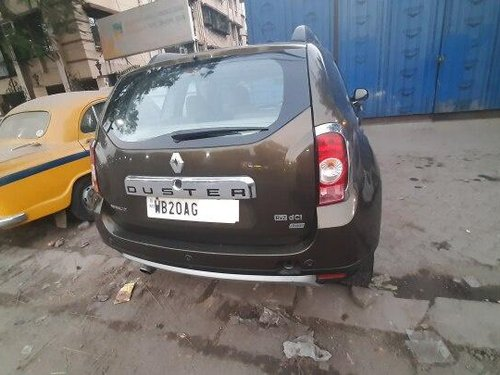 Used Renault Duster 2015 MT for sale in Kolkata