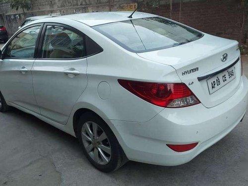 Used Hyundai Verna 1.6 CRDi SX 2011 MT for sale in Hyderabad