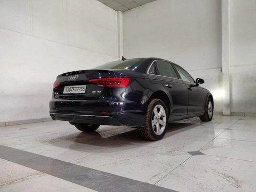 Used 2017 Audi A4 AT for sale in Hyderabad