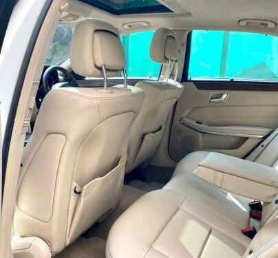 Mercedes Benz E Class 2013 AT for sale in New Delhi