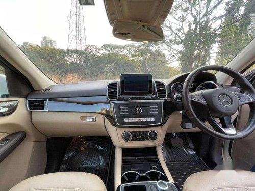 Used Mercedes Benz GLE 2016 AT for sale in Mumbai -4