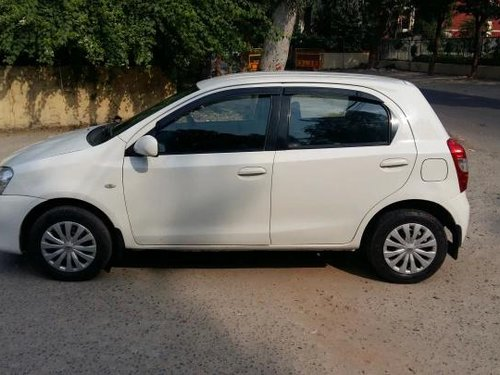 Used 2013 Toyota Etios Liva GD MT for sale in New Delhi