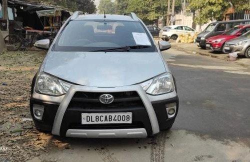 Toyota Etios Cross 1.4L GD 2014 MT in Noida