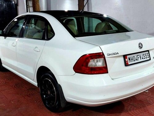 Skoda Rapid 1.5 TDI AT Elegance 2015 AT for sale in Mumbai