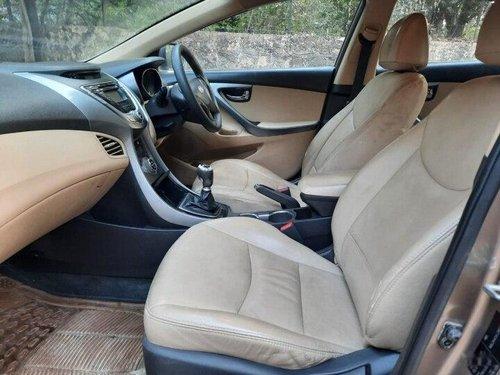 Used Hyundai Elantra 2012 MT for sale in Mumbai