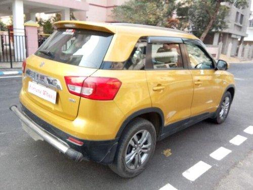 Used 2017 Maruti Suzuki Vitara Brezza MT for sale in Kolkata