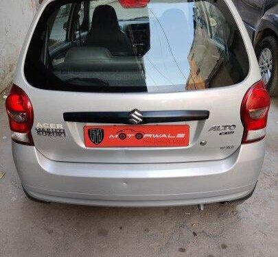 Used Maruti Suzuki Alto K10 2013 MT for sale in Hyderabad
