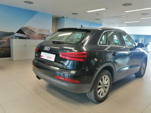 2012 Audi Q3 2.0 TDI AT for sale in Lucknow