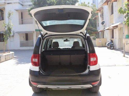 Used Skoda Yeti 2010 MT for sale in Ahmedabad