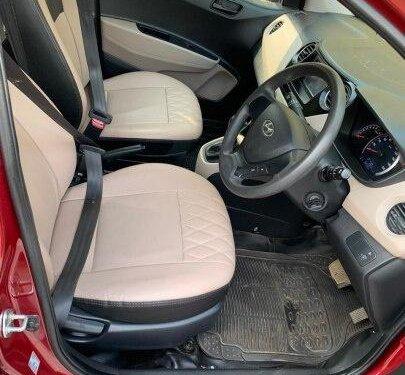 Used Hyundai Grand i10 2016 AT for sale in Mumbai