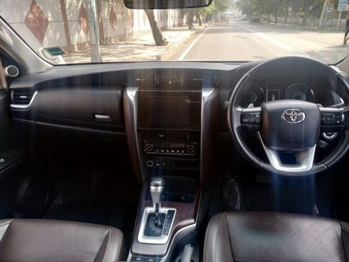 Used 2017 Toyota Fortuner AT for sale in New Delhi