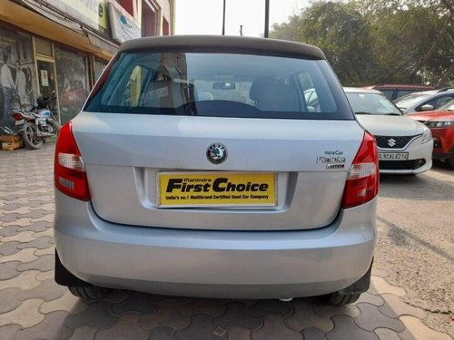 Used Skoda Fabia 2011 MT for sale in Faridabad -7