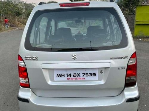 Used Maruti Suzuki Wagon R VXI 2007 MT for sale in Pune