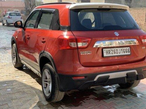 Used 2017 Maruti Suzuki Vitara Brezza MT for sale in Gurgaon