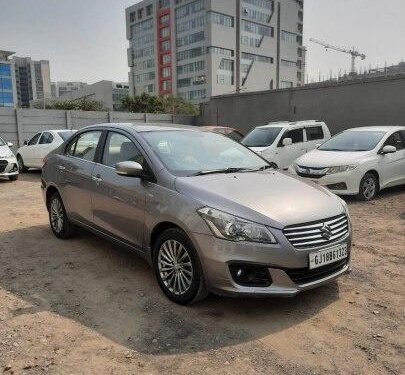 Used 2017 Maruti Suzuki Ciaz MT for sale in Ahmedabad -6