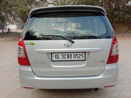 Used Toyota Innova 2012 MT for sale in New Delhi