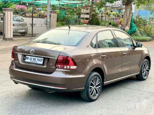 Used Volkswagen Vento 2019 AT for sale in Mumbai