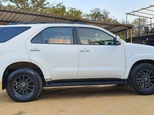 Used Toyota Fortuner 2016 MT for sale in Ahmedabad