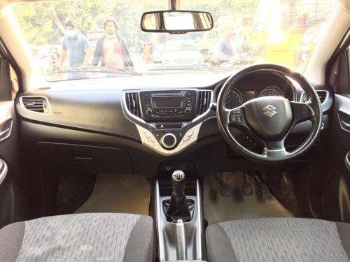 2016 Maruti Suzuki Baleno Zeta MT for sale in Thane