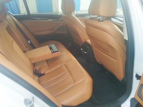 Used BMW 5 Series 520d Luxury Line 2017 AT in Mumbai