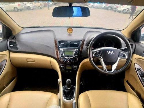 Used 2012 Hyundai Verna MT for sale in New Delhi