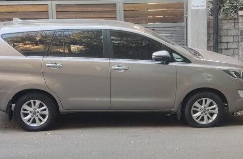 Used Toyota Innova Crysta 2018 MT for sale in Chennai