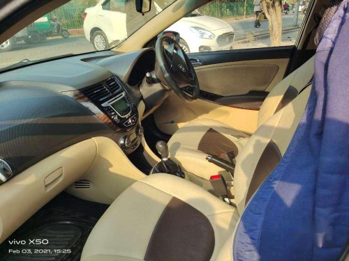 Used Hyundai Verna 2012 MT for sale in Lucknow
