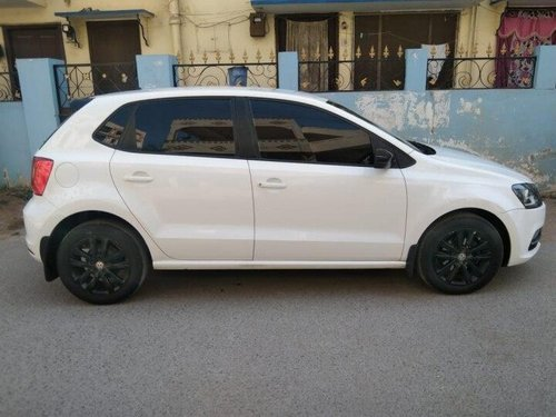 Used 2015 Volkswagen Polo MT for sale in Hyderabad -5