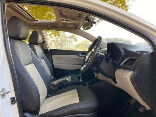 Hyundai Verna CRDi 1.6 SX Option 2018 MT in Ahmedabad