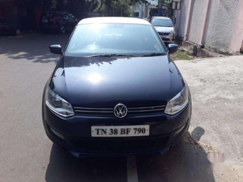 Used Volkswagen Polo 2012 MT for sale in Chennai